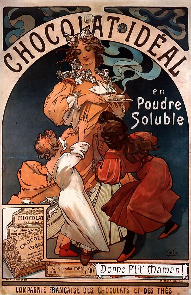 Chocolat Ideal 1897